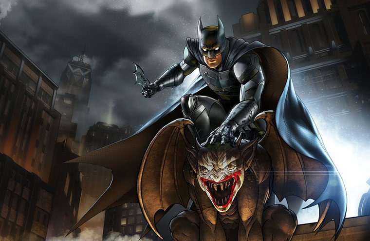 Batman: the enemy within – уже завтра