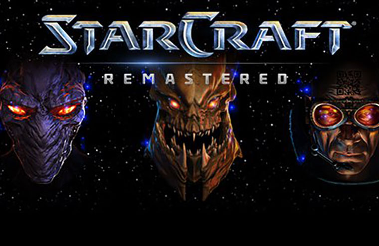 StarCraft Remastered. Классика в 4K