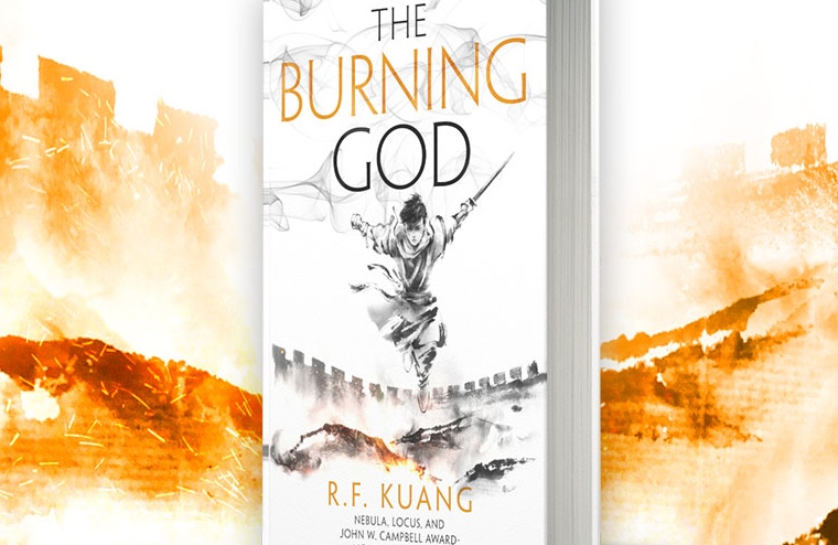 The Burning God — третий роман Ребекки Куанг